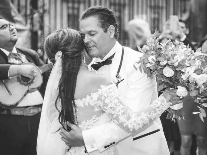 La boda de Doris y Leonardo