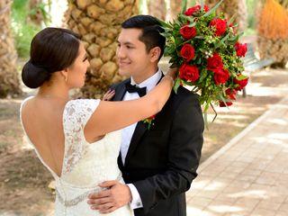 La boda de Alejandra y Cristian
