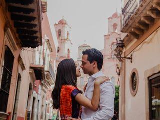 La boda de Adriana y Fernando 1