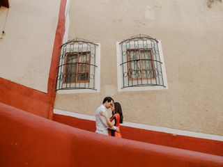 La boda de Adriana y Fernando 3