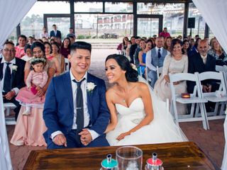 La boda de Flor y Edgar