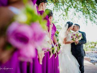 La boda de Dennisse y Sergio 1