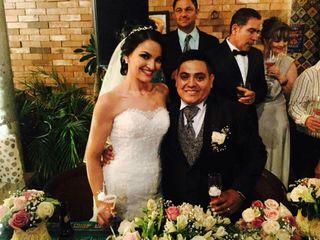 La boda de Dennisse y Sergio
