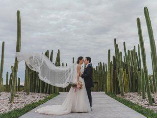La boda de Zelma y Gustavo