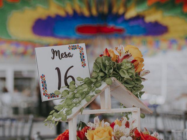 La boda de Alex y Montse en Texcoco, Estado México 3