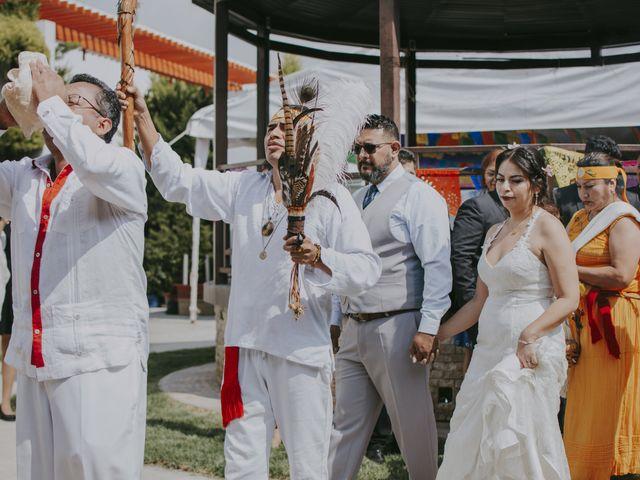La boda de Alex y Montse en Texcoco, Estado México 13