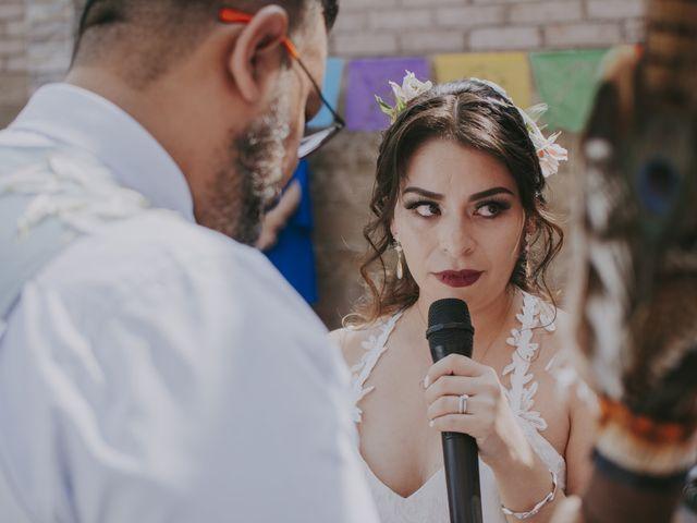 La boda de Alex y Montse en Texcoco, Estado México 22