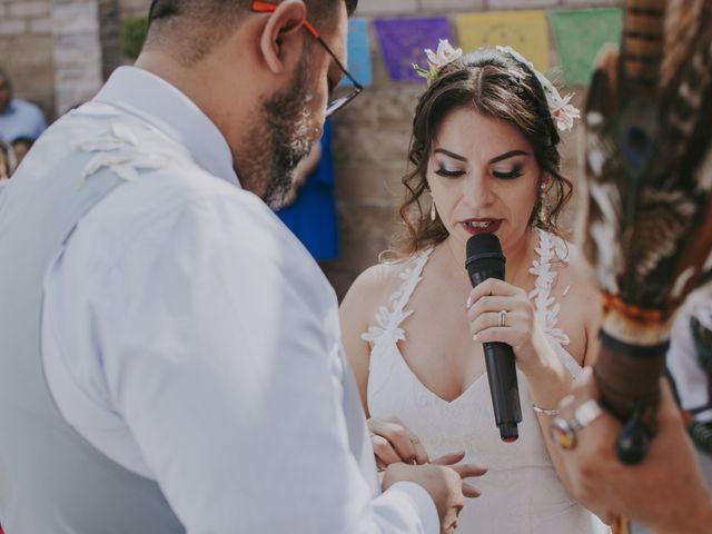 La boda de Alex y Montse en Texcoco, Estado México 23