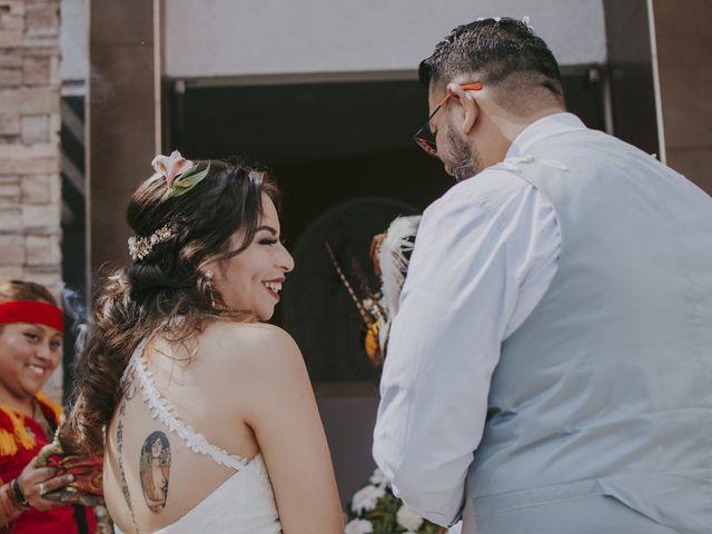 La boda de Alex y Montse en Texcoco, Estado México 27