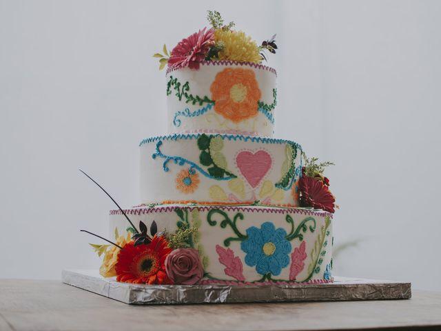 La boda de Alex y Montse en Texcoco, Estado México 33
