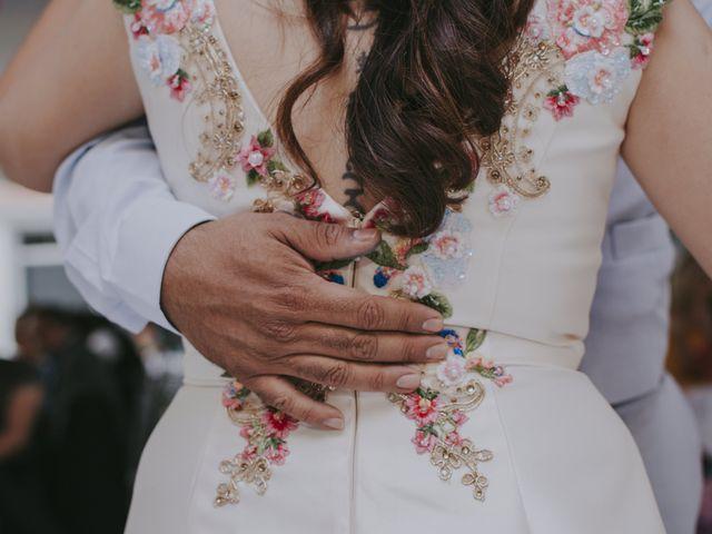 La boda de Alex y Montse en Texcoco, Estado México 2