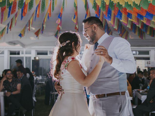 La boda de Alex y Montse en Texcoco, Estado México 37