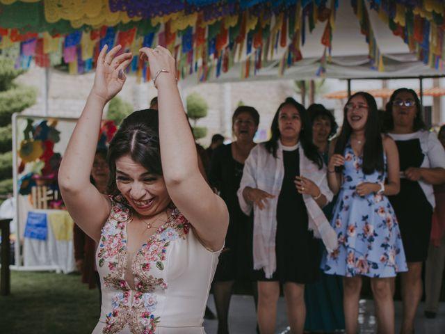La boda de Alex y Montse en Texcoco, Estado México 40