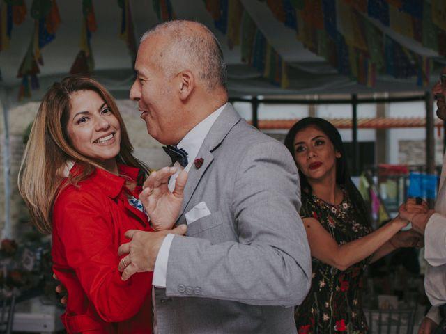 La boda de Alex y Montse en Texcoco, Estado México 41