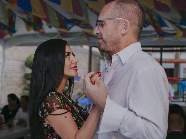 La boda de Alex y Montse en Texcoco, Estado México 42