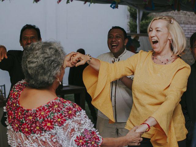 La boda de Alex y Montse en Texcoco, Estado México 44