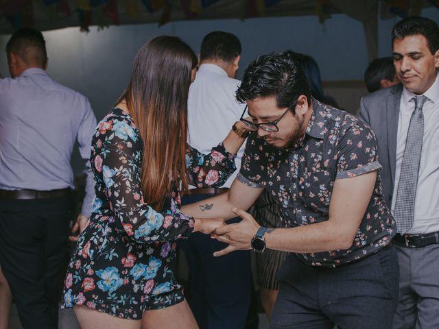 La boda de Alex y Montse en Texcoco, Estado México 47
