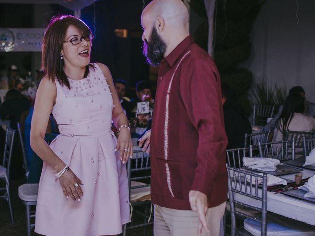 La boda de Alex y Montse en Texcoco, Estado México 49