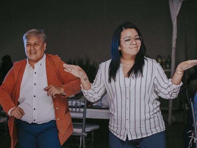 La boda de Alex y Montse en Texcoco, Estado México 50