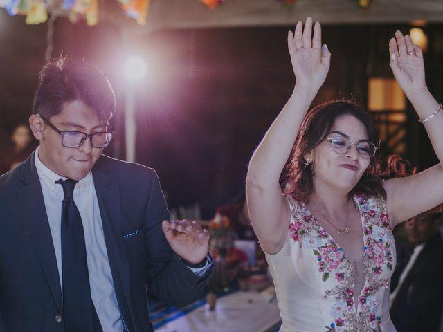 La boda de Alex y Montse en Texcoco, Estado México 51