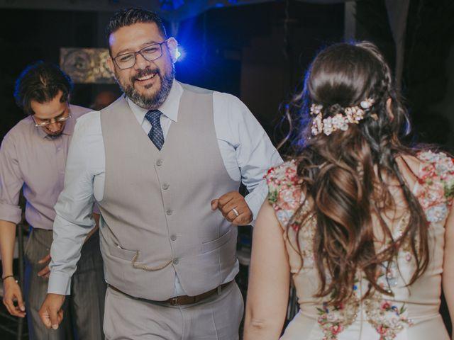 La boda de Alex y Montse en Texcoco, Estado México 53