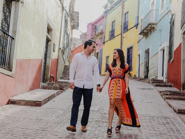 La boda de Fernando y Adriana en Guanajuato, Guanajuato 4