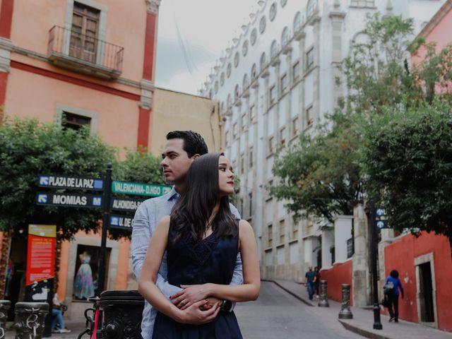 La boda de Fernando y Adriana en Guanajuato, Guanajuato 11