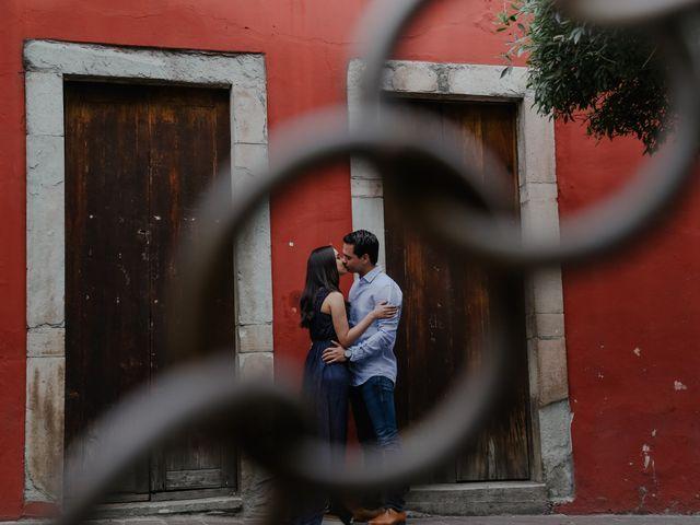 La boda de Fernando y Adriana en Guanajuato, Guanajuato 12