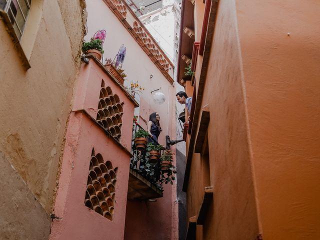 La boda de Fernando y Adriana en Guanajuato, Guanajuato 22