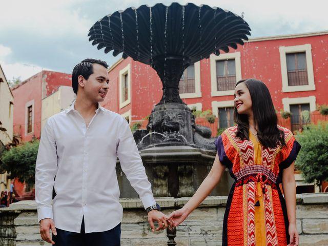 La boda de Fernando y Adriana en Guanajuato, Guanajuato 25