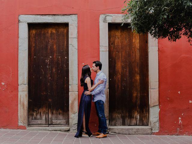 La boda de Fernando y Adriana en Guanajuato, Guanajuato 28