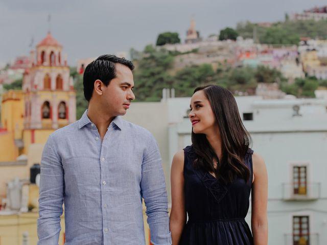 La boda de Fernando y Adriana en Guanajuato, Guanajuato 32