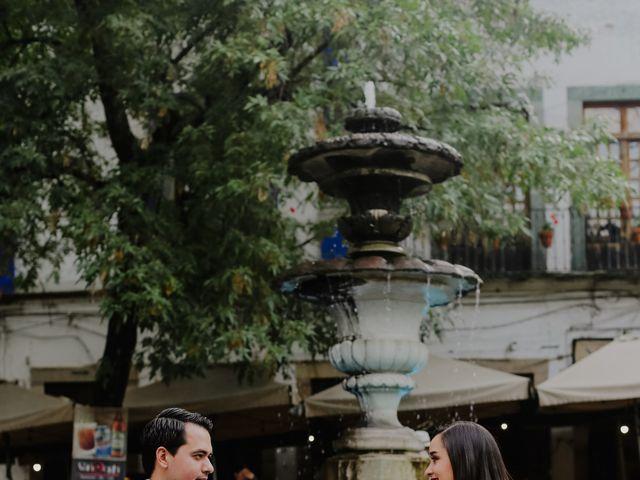 La boda de Fernando y Adriana en Guanajuato, Guanajuato 36
