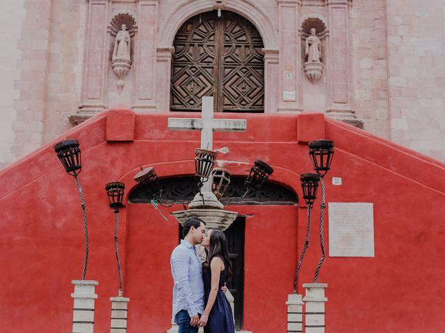 La boda de Fernando y Adriana en Guanajuato, Guanajuato 37