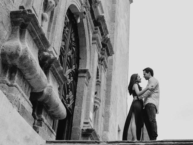 La boda de Fernando y Adriana en Guanajuato, Guanajuato 38