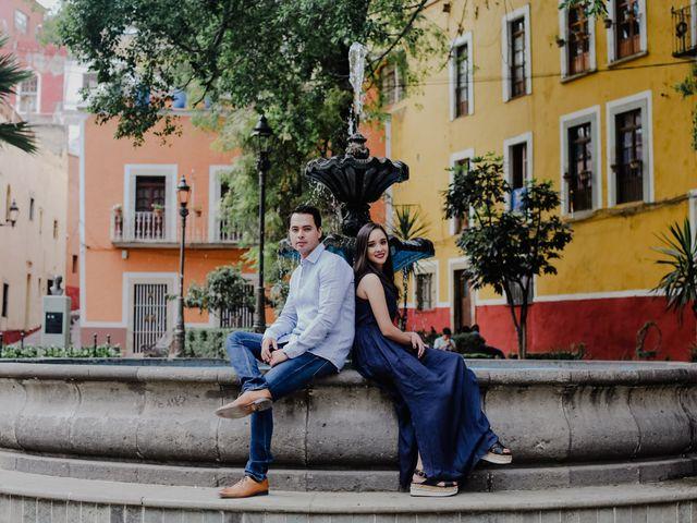 La boda de Fernando y Adriana en Guanajuato, Guanajuato 40