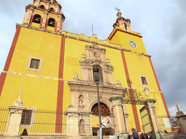 La boda de Fernando y Adriana en Guanajuato, Guanajuato 45