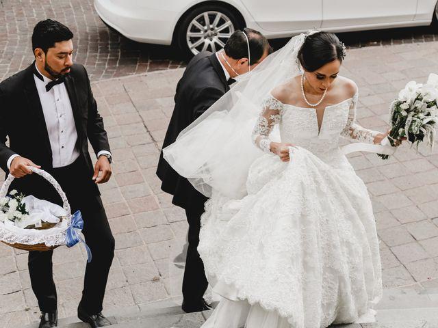 La boda de Fernando y Adriana en Guanajuato, Guanajuato 47