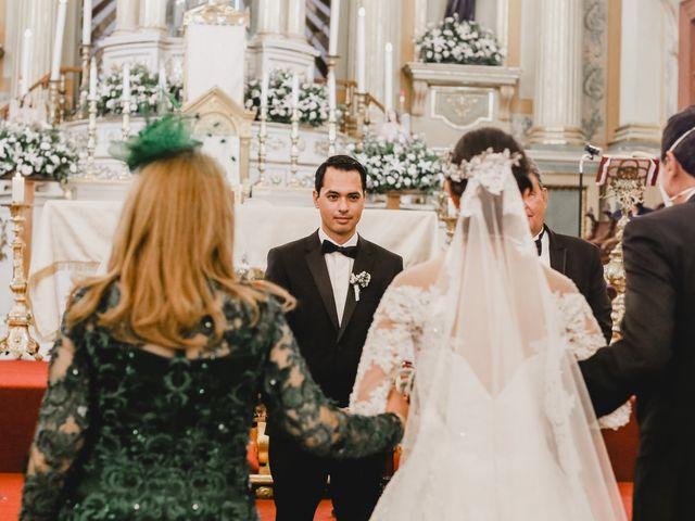 La boda de Fernando y Adriana en Guanajuato, Guanajuato 51
