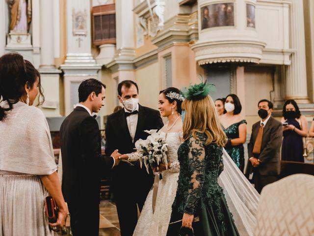 La boda de Fernando y Adriana en Guanajuato, Guanajuato 52