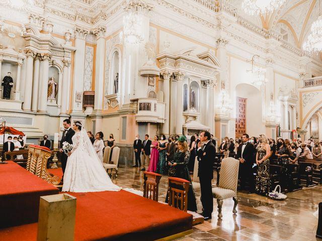 La boda de Fernando y Adriana en Guanajuato, Guanajuato 53