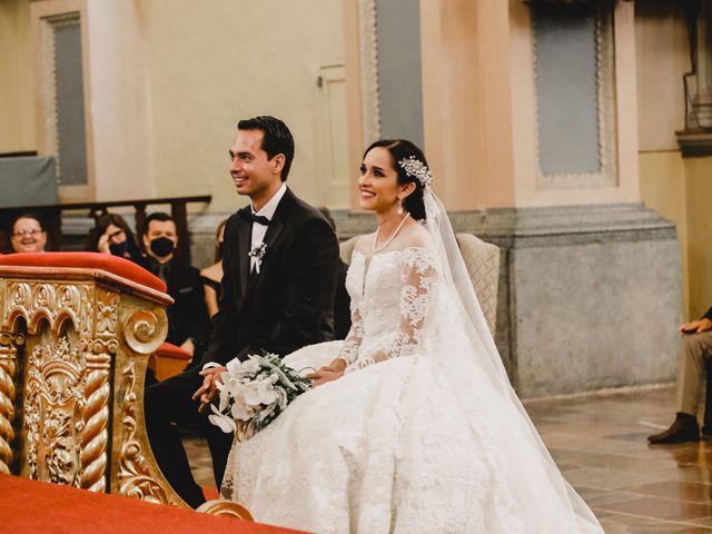 La boda de Fernando y Adriana en Guanajuato, Guanajuato 54