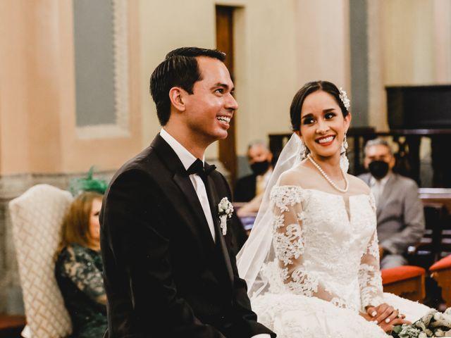 La boda de Fernando y Adriana en Guanajuato, Guanajuato 55