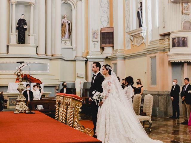 La boda de Fernando y Adriana en Guanajuato, Guanajuato 57