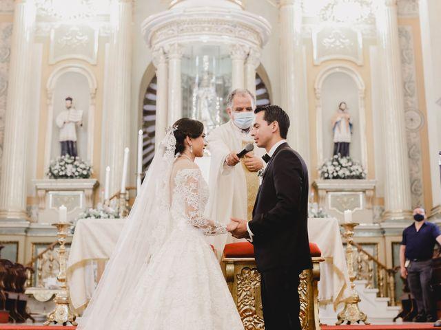 La boda de Fernando y Adriana en Guanajuato, Guanajuato 58