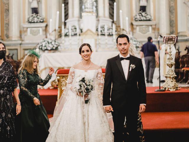 La boda de Fernando y Adriana en Guanajuato, Guanajuato 61