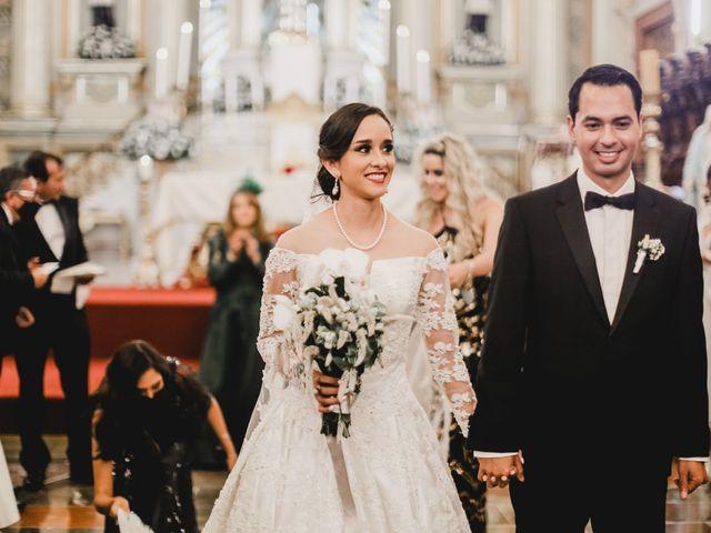 La boda de Fernando y Adriana en Guanajuato, Guanajuato 62
