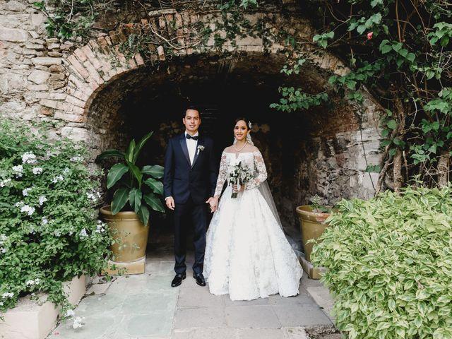 La boda de Fernando y Adriana en Guanajuato, Guanajuato 73