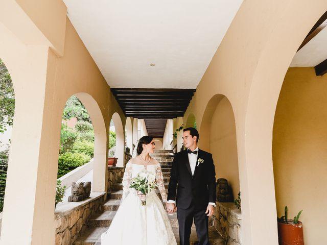 La boda de Fernando y Adriana en Guanajuato, Guanajuato 77