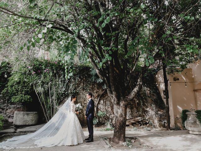 La boda de Fernando y Adriana en Guanajuato, Guanajuato 79